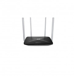 Router Wireless Mercusys Dual Band AC1200, AC12; Standarde Wireless: IEEE 802.11 - AC12