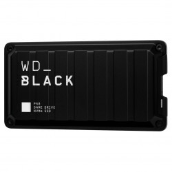SSD Extern WD Black P50 Game Drive 500GB, USB 3.2 Gen2x2 Type-C - WDBA3S5000ABK-WESN