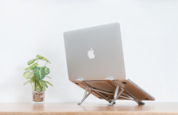 Suport laptop Serioux SRXNCPU6, pliabil, aluminiu, 15.6″ - SRXNCPU6