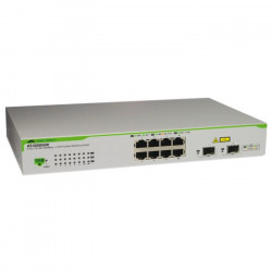 Switch Allied Telesis AT-GS950/8, 8port 10/100/1000TX, WebSmart - AT-GS950/8-50