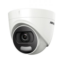 Camera AnalogHD 5MP ColorVU, lentila 2.8mm, lumina alba 20 m - HIKVISION DS-2CE72HFT-F28 - DS-2CE72HFT-F28