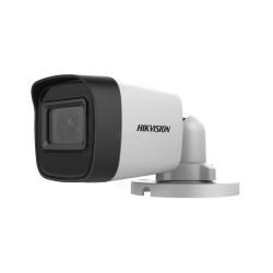 Camera supraveghere Hikvision Turbo HD bullet DS-2CE16H0T-ITPF(2.8mm)(C); 5MP, 5 - DS-2CE16H0T-ITPF2C