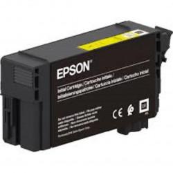 Cartus cerneala Epson Ultrachrome XD2 50ml, Galben - C13T40D440