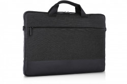 """Dell Husa Laptop Professional Sleeve 14"""", Colour: Heather grey, Notebook Compati - 460-BCFM"""