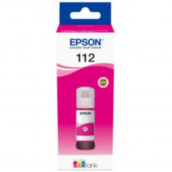 EPSON 112 PIGMENT MAGENTA INK BOTTLE