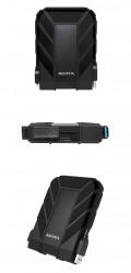 """HDD Extern ADATA Durable HD710 Pro 5TB, 2.5"""", USB 3.1, Negru - AHD710P-5TU31-CBK"""