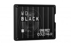 "HDD extern WD Black P10 Game Drive 2TB, 2.5"", USB 3.2 Gen1, Editie Limitata COD Black Ops Cold War - WDBAZC0020BBK-WESN"