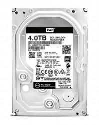"""HDD intern WD, 3.5"""", 4TB, SATA3, 7200rpm, 256MB, Black - WD4005FZBX"""