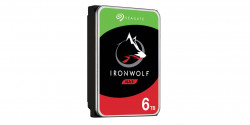 HDD Seagate Ironwolf 6TB, 5400rpm, 256MB cache, SATA III - ST6000VN001