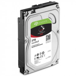 HDD Seagate IronWolf NAS 3TB, 5900rpm, 64MB cache, SATA-III - ST3000VN007