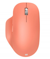 Mouse wireless Microsoft Bluetooth Ergonomic, Peach - 222-00040