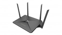 Router D-Link DIR-882, 4 port-uri wireless AC2600, Dual-Band, Gigabit, 1xUSB2.0 - DIR-882