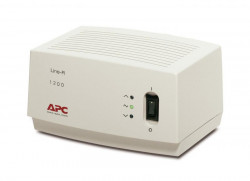 Stabilizator de tensiune APC LINE-R, 1200VA/230V/50Hz, line-interactive - LE1200I