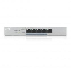 Switch 5-port ZyXEL GS-1200-5HPV2, cu managament web, Gigabit, PoE - GS1200-5HPV2-EU010