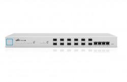 Ubiquiti UniFi Switch, 16-Port, 10 Gigabit, US-16-XG, Managednetworkswitch, L2, - US-16-XG