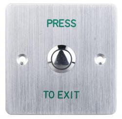 Buton de iesire ND-EB26, Iesire contact: NO/NC, material: otel inoxidabil, monta - ND-EB26