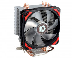 CPU Cooler ID-Cooling SE-214, Fan Speed: 800 ~ 1000 RPM (PWM), Rated Voltage: 12 - SE-214