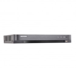 DVR 8 canale Turbo HD Hikvision IDS-7208HUHI-M2/S/A; 8MP; Acusens Deep learning: - IDS-7208HUHI-M2/SA