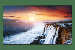 """Ecran Videowall LFD Monitor Samsung VH55R, 55"""" (140cm), FHD, Bezel 0.88mm (0.44 - LH55VHRRBGBXEN"""