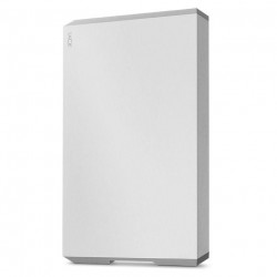 """HDD Extern LaCie Mobile Drive 4TB, 2.5"""", USB 3.1 Type-C, Moon Silver - STHG4000400"""
