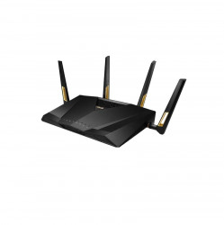 Router wireless ASUS RT-AX88U, Dual-Band, cu suport MU-MIMO si OFDMA - RT-AX88U