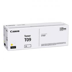 Toner Canon CRG-T09 yellow, 5.9k pagini, pentru i-sensys, C1127I/IF/P. - 3017C006AA