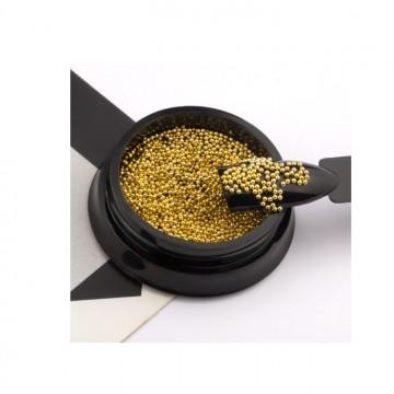 Poze Caviar Metalic Gold