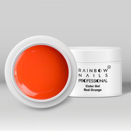 Poze Gel Color - Red Orange