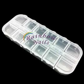 Cutie pentru accesorii - 12 compartimente