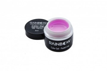 Poze Gel color Rainbow Nails Professional - 095 Pastel