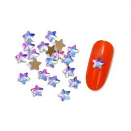 Poze Decor Cristale Stars AB - 10 bucati