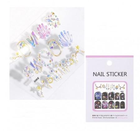Poze Sticker 3D - S 003