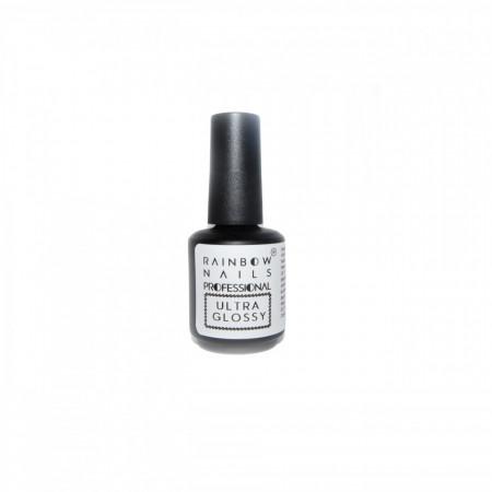 Poze UV Gel Ultra Glossy Rainbow Nails Professional - 10 ml