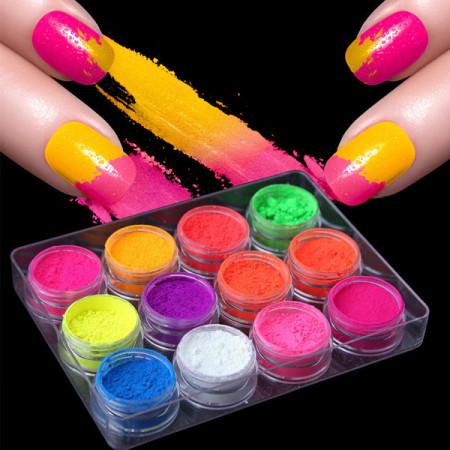 Poze Pigment neon - Set 12