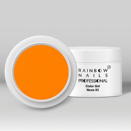 Gel Color - Orange Neon