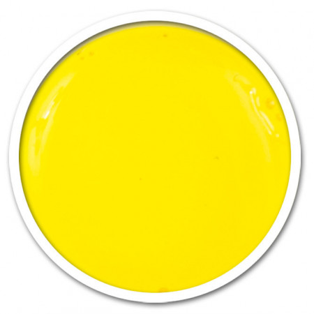 Poze Gel Color Paint Rainbow - Yellow