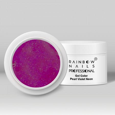 Poze Gel Color - Pearl Violet Neon