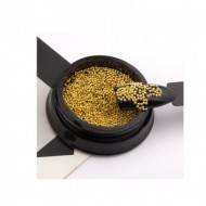 Caviar Metalic Gold