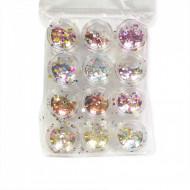 Confetti set 12 - B38-5-2