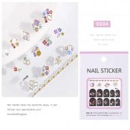Sticker 3D - S 004