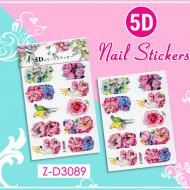 Sticker 5D - 3089