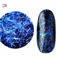 Fulgi Magic Effect Oglinda - Blue