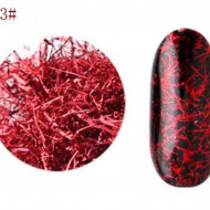 Fulgi Magic Effect Oglinda - Red