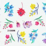 Sticker 5D - D3098
