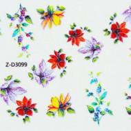 Sticker 5D - D3099