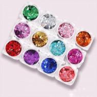 Confetti set 12 - B38-4