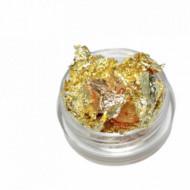 Foita Creponata - auriu cupru