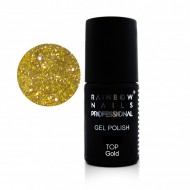 Quick Finish Gold Rainbow Nails Professional - 7ml