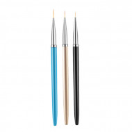 Set 3 pensule pictura Beauty Artist - EM3