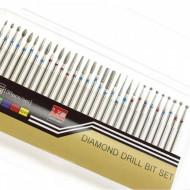 Set 30 Bituri - Dry Manicure